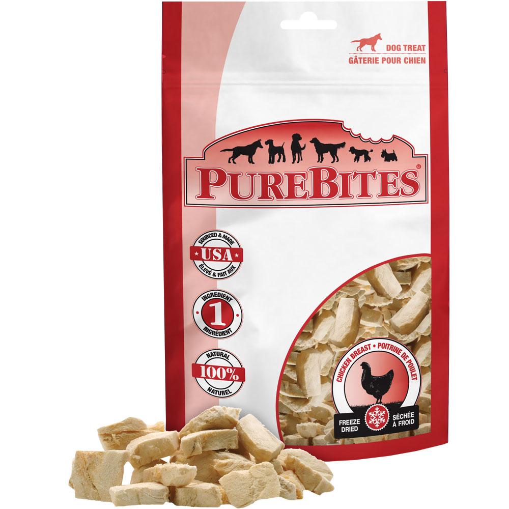PureBites Chicken Breast Dog Treat (6.2 oz)