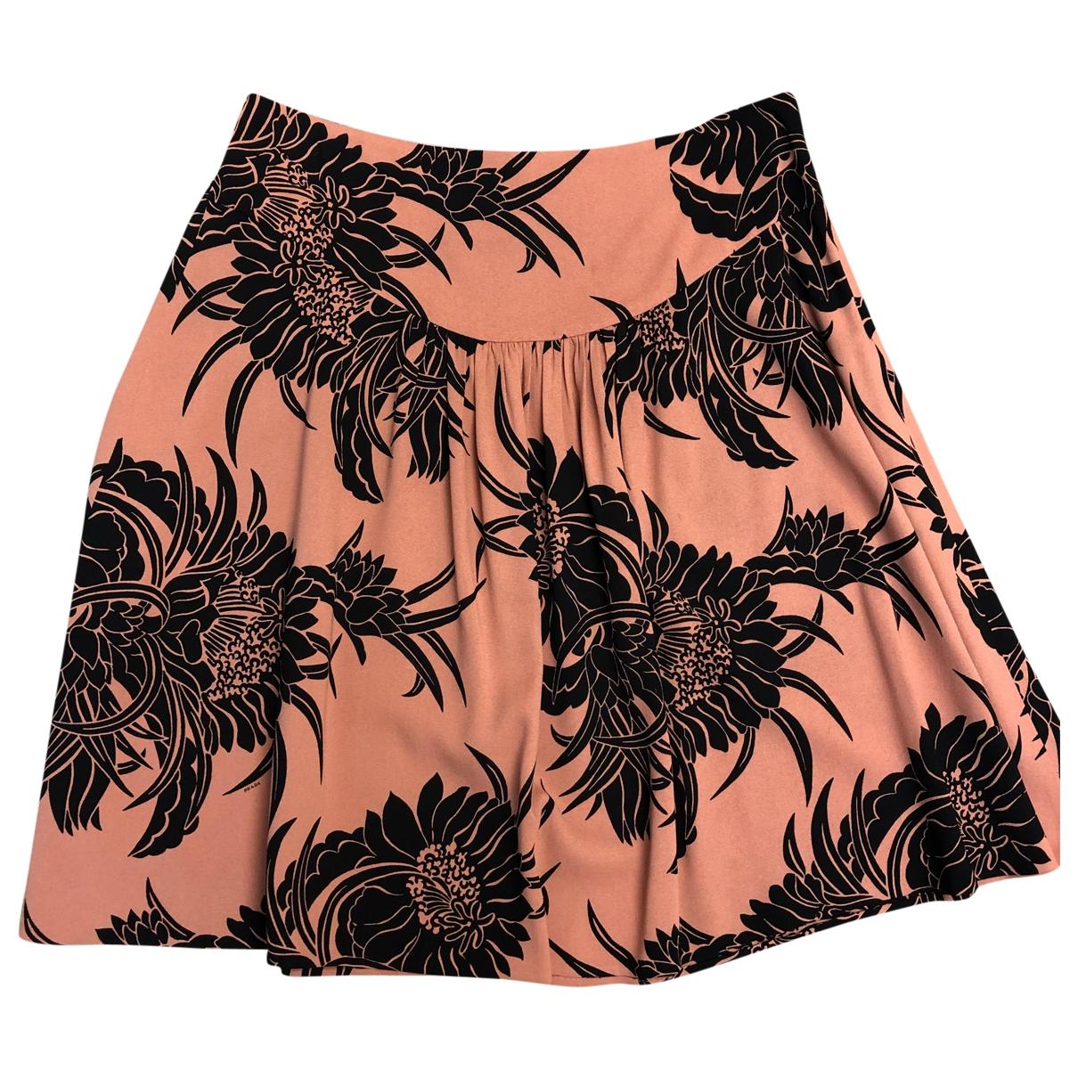 Prada \N Multicolour skirt for Women 44 IT
