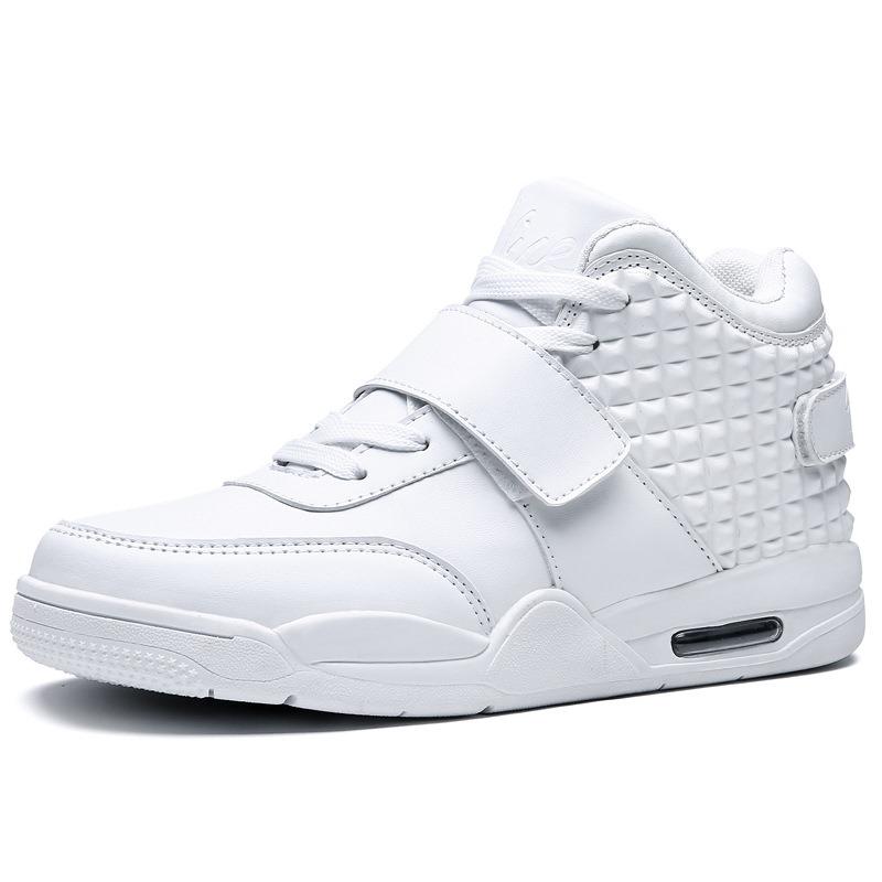 Ericdress Velcro Round Toe Plain Men's Athletic Shoes
