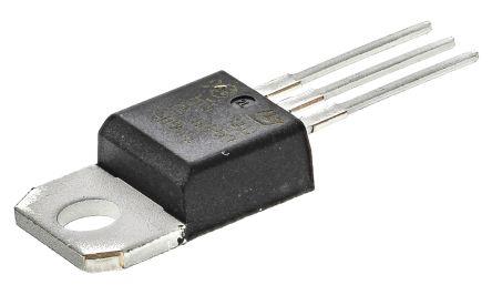 STMicroelectronics , TYN608RG, Thyristor, 600V 8A, 15mA 3-Pin, TO-220AB (10)