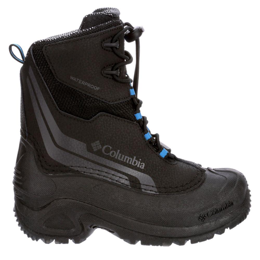 Columbia Boys Bugaboot Snow Boot