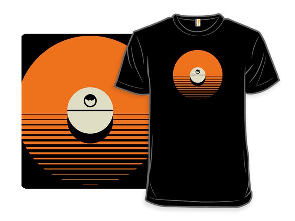 Planet Killer T Shirt
