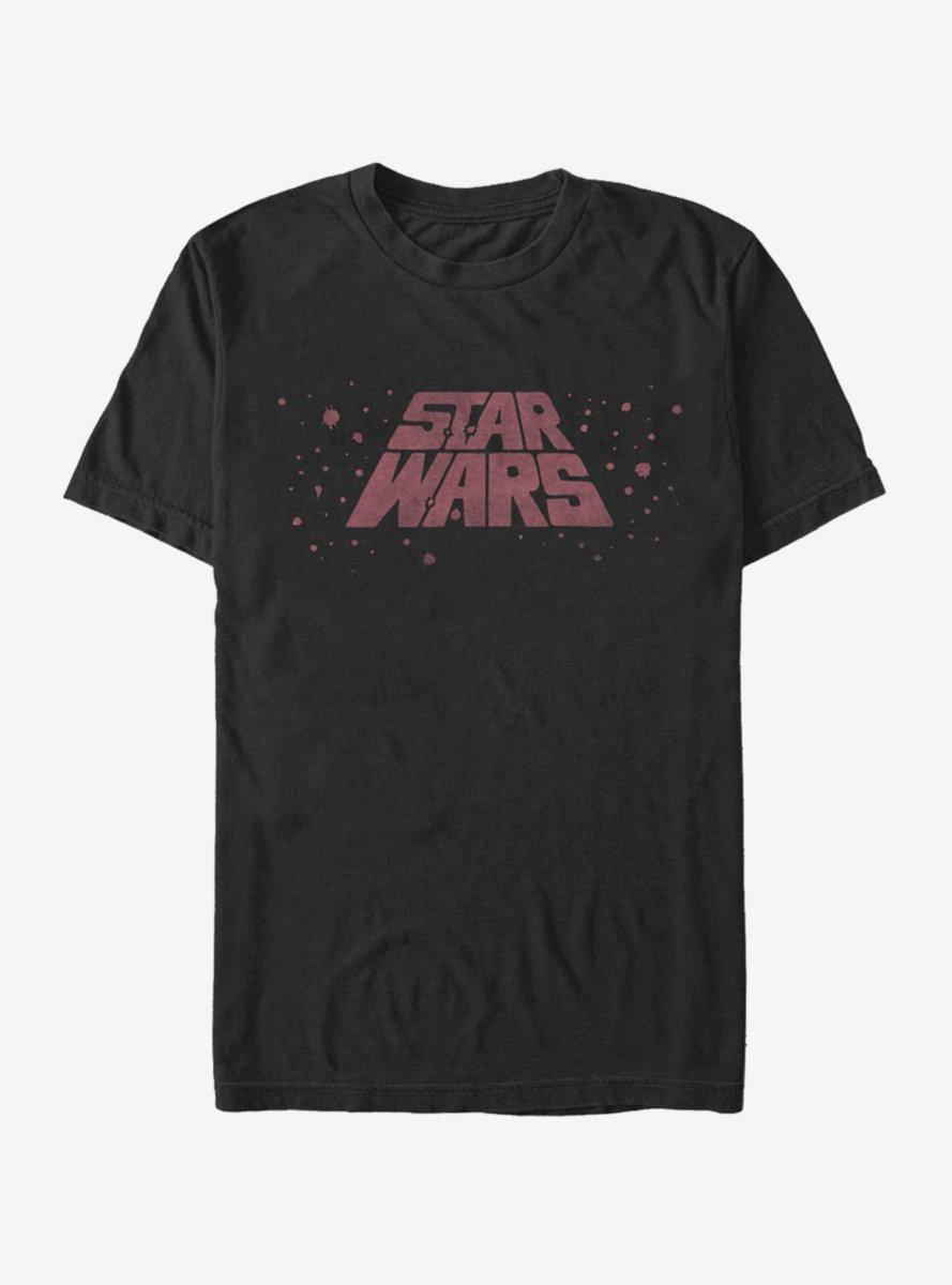 Star Wars Vintage Sticker T-Shirt