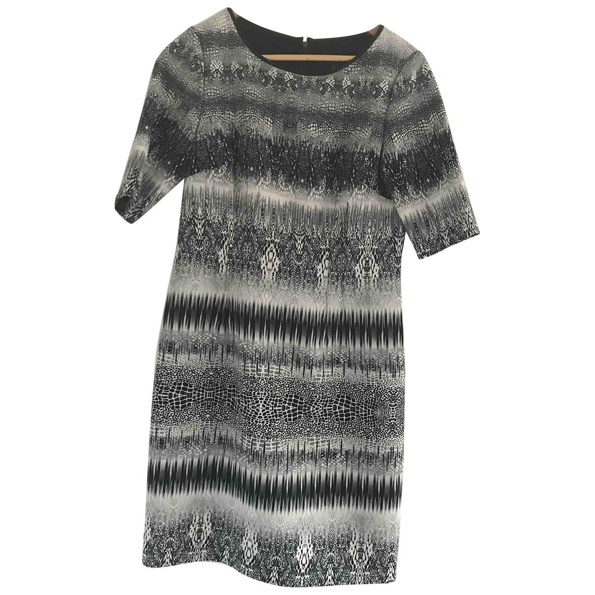 Non Signé / Unsigned \N Black dress for Women 6 US