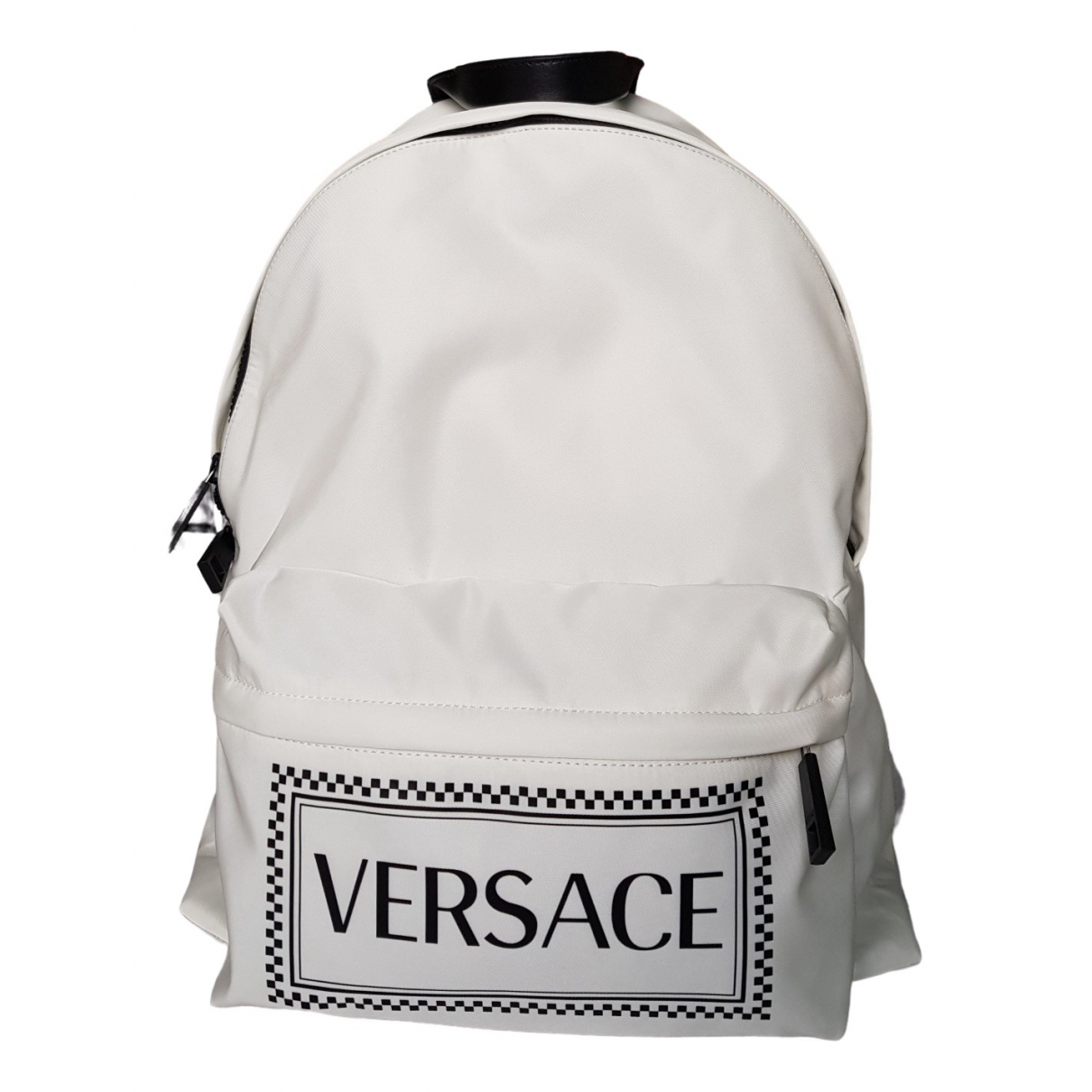 Versace \N White Cloth bag for Men \N