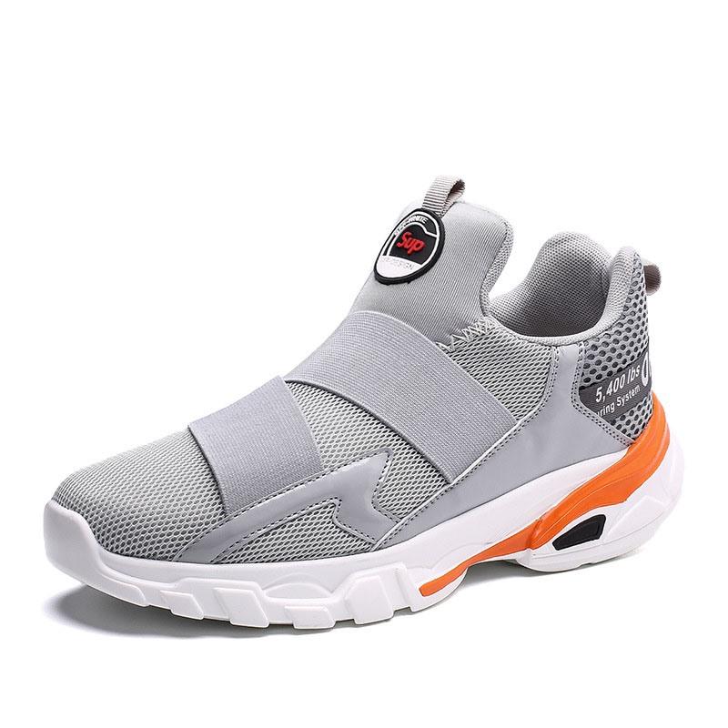 Ericdress Low-Cut Upper Round Toe Men's Sneakers