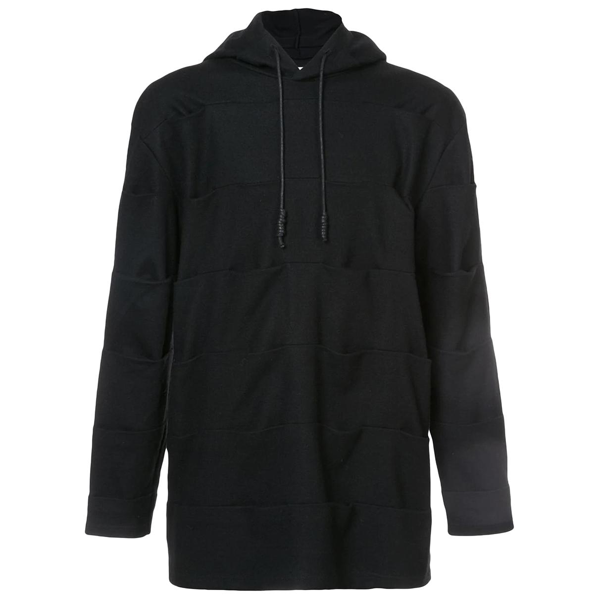 Autre Marque \N Black Wool Knitwear & Sweatshirts for Men L International