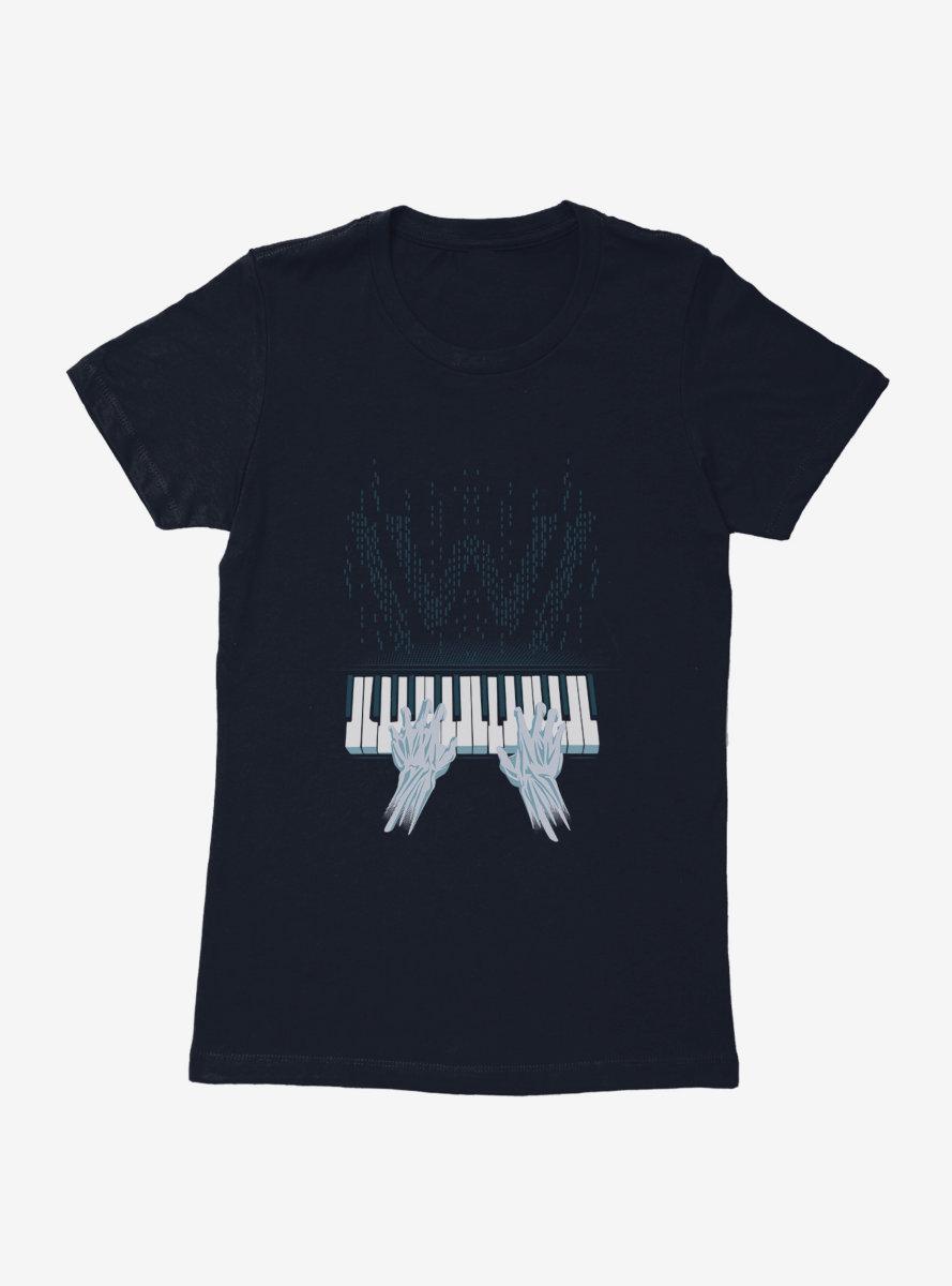 Westworld Piano Keys Womens T-Shirt
