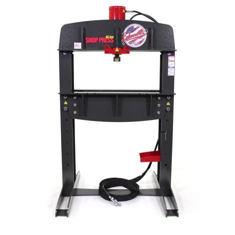 Jet 40 Ton Shop Press