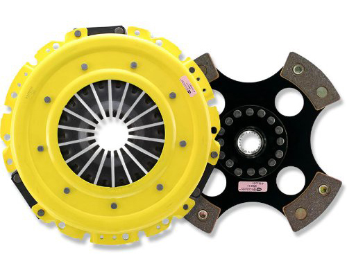 ACT TL2-XTR4 XTR4 Xtreme Race Rigid 4 Pad Disc Clutch Kit Chevrolet Nova 1.6L Fuel Injected 85-88