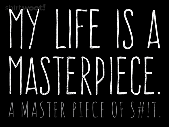 The Masterpiece T Shirt