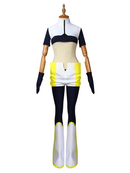 Milanoo My Hero Academia Cosplay Bubble Girl Awata Kaoruko Cosplay Costumes
