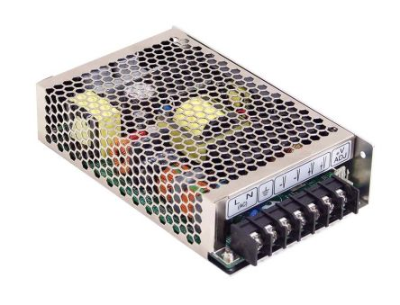 Mean Well , 154.8W Embedded Switch Mode Power Supply SMPS, 36V dc, Enclosed