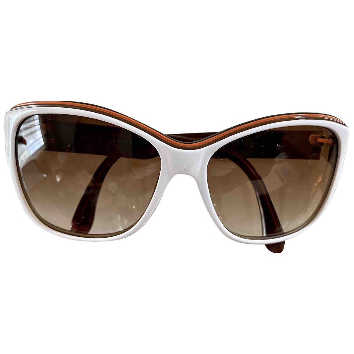 Marc By Marc Jacobs \N White Sunglasses for Women \N