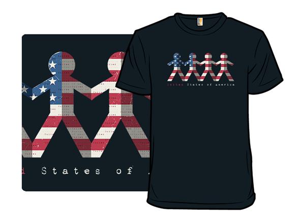 U Is For United T Shirt