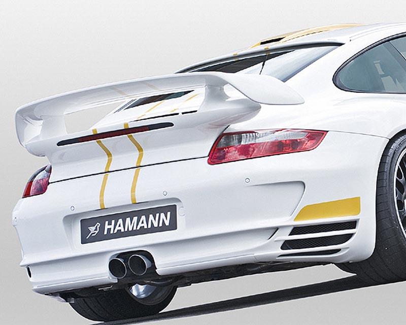 Hamann 13 097 150 Rear Bumper Unit 997 Turbo 06-08