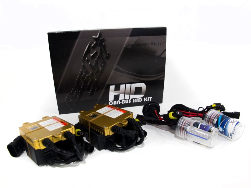 Race Sport Lighting H4-3-8K-G4-CANBUS H4-3 Bi-Xenon GEN4 8K Canbus HID SLIM Kit