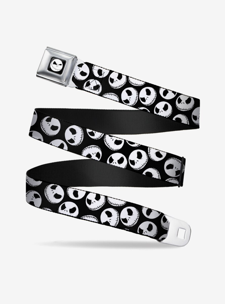 The Nightmare Before Christmas Seatbelt Belt