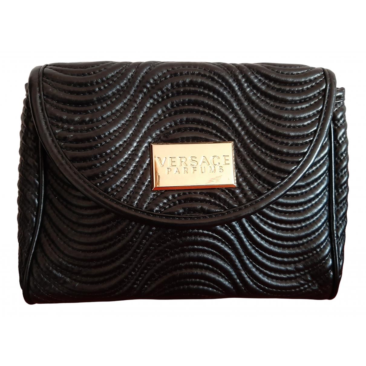 Versace \N Black Travel bag for Women \N