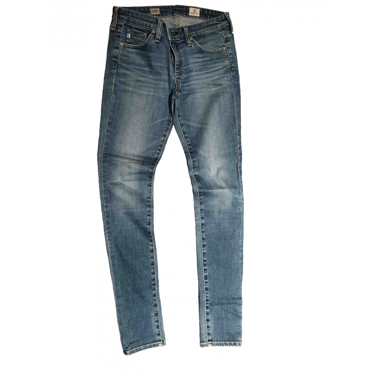 Adriano Goldschmied \N Blue Denim - Jeans Jeans for Women 26 US