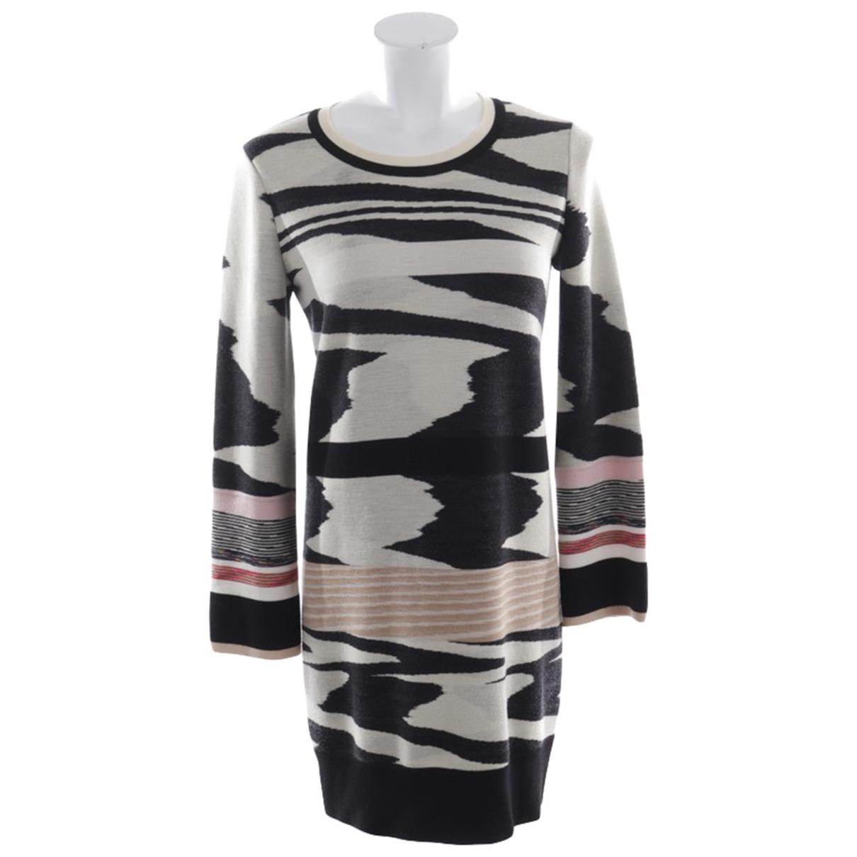 Missoni \N Multicolour Linen dress for Women 34 FR