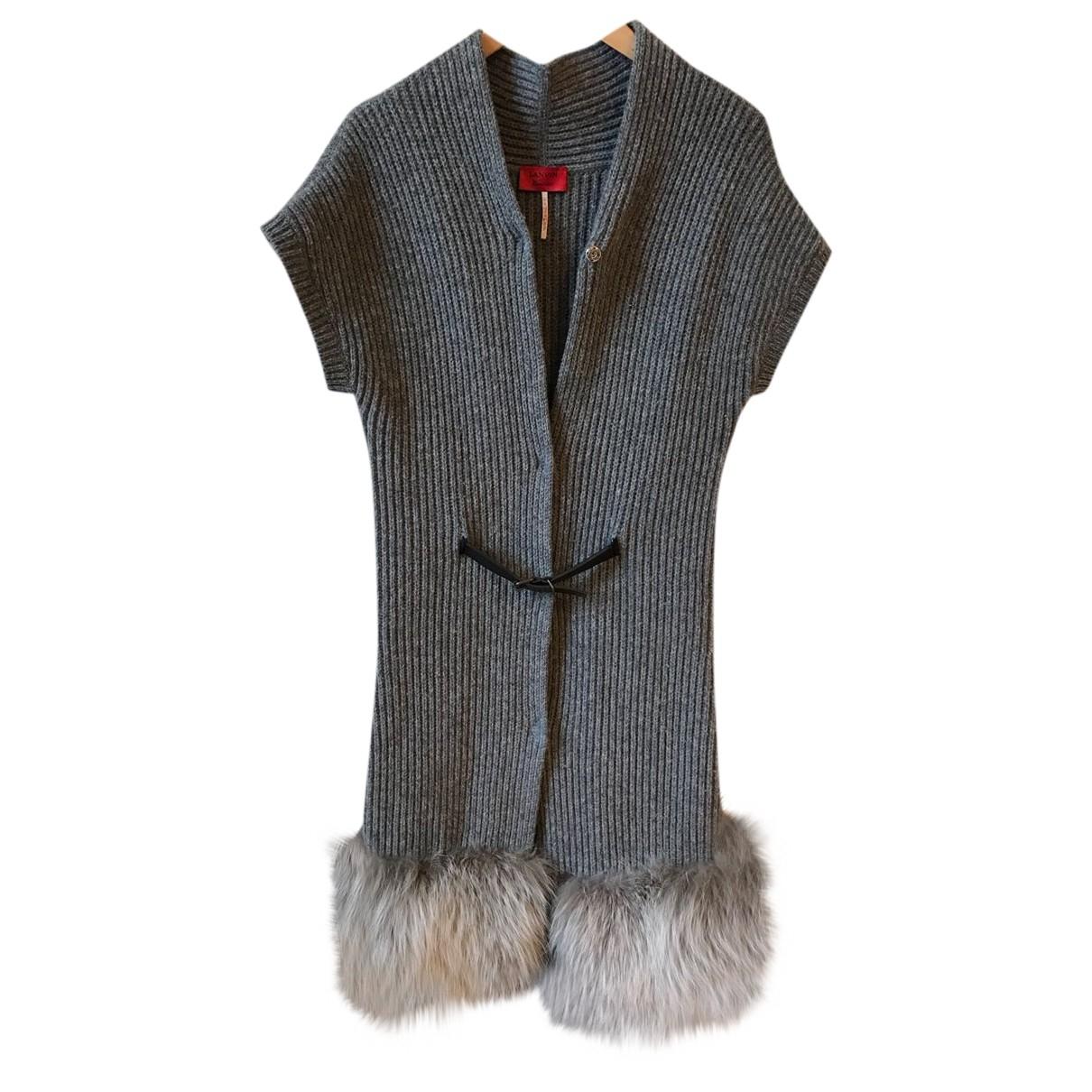 Lanvin \N Grey Wool Knitwear for Women S International