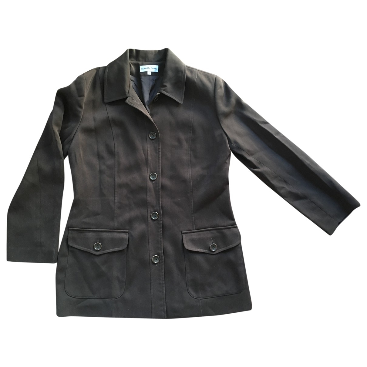 Gerard Darel \N Brown jacket for Women 40 FR