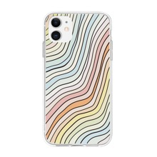 Colorful Stripe Pattern iPhone Case