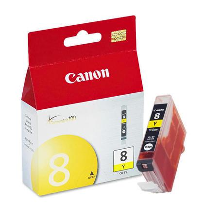 Canon CLI-8Y 0623B002 cartouche d'encre originale jaune