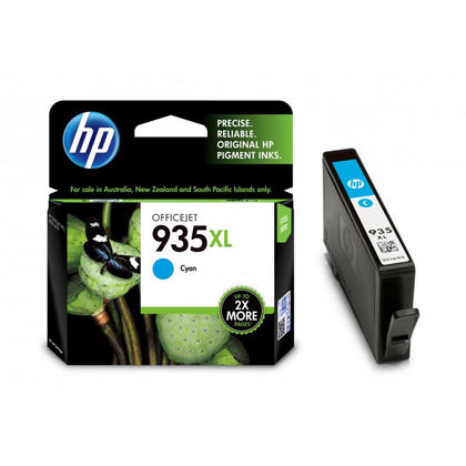 HP 935XL C2P24AN cartouche d'encre originale cyan haute capacité