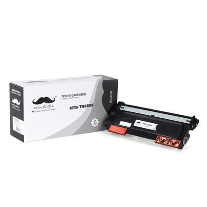 Brother TN-660X cartouche de toner compatible noire extra haute capacité