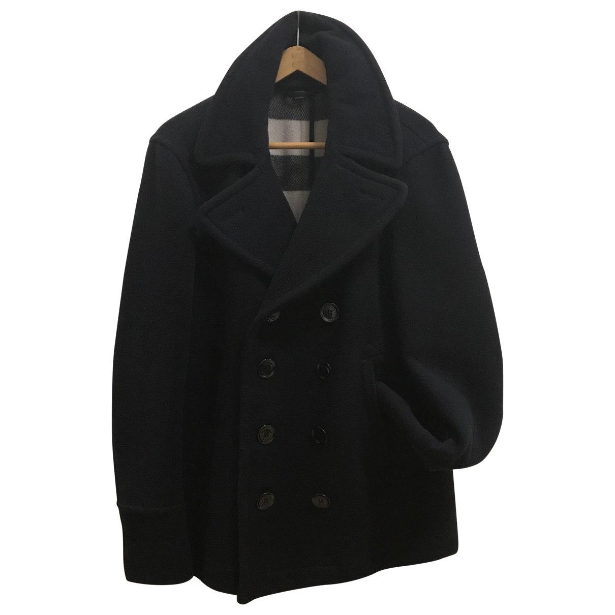 Burberry \N Blue coat  for Men M International