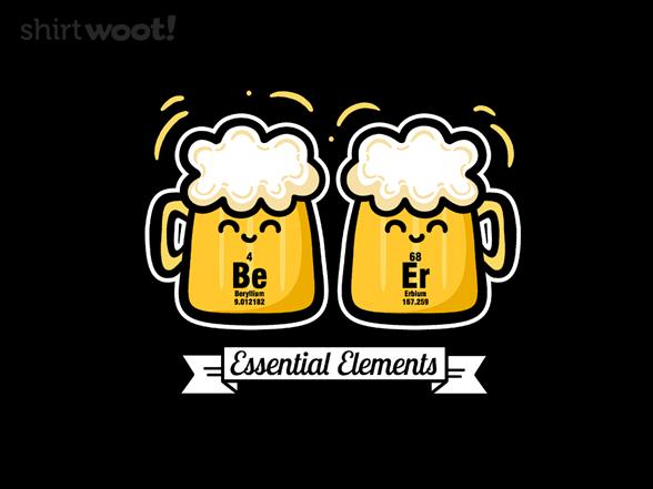 Essential Elements T Shirt