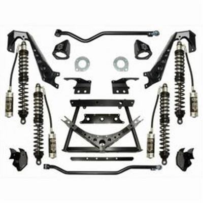 Icon Suspension Adjustable Stage 3 Coilover Conversion Lift KIt with CDCV Shocks - K25003