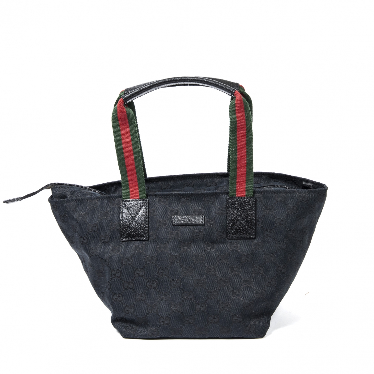 Gucci \N Black Cotton handbag for Women \N