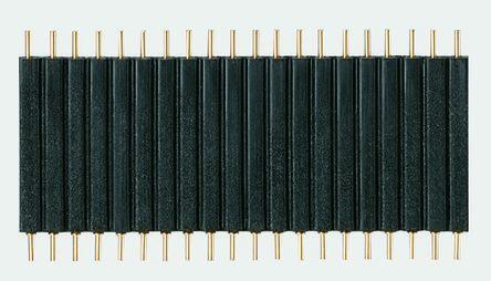 Mac 8 , ML, 20 Way, 1 Row, Straight Pin Header
