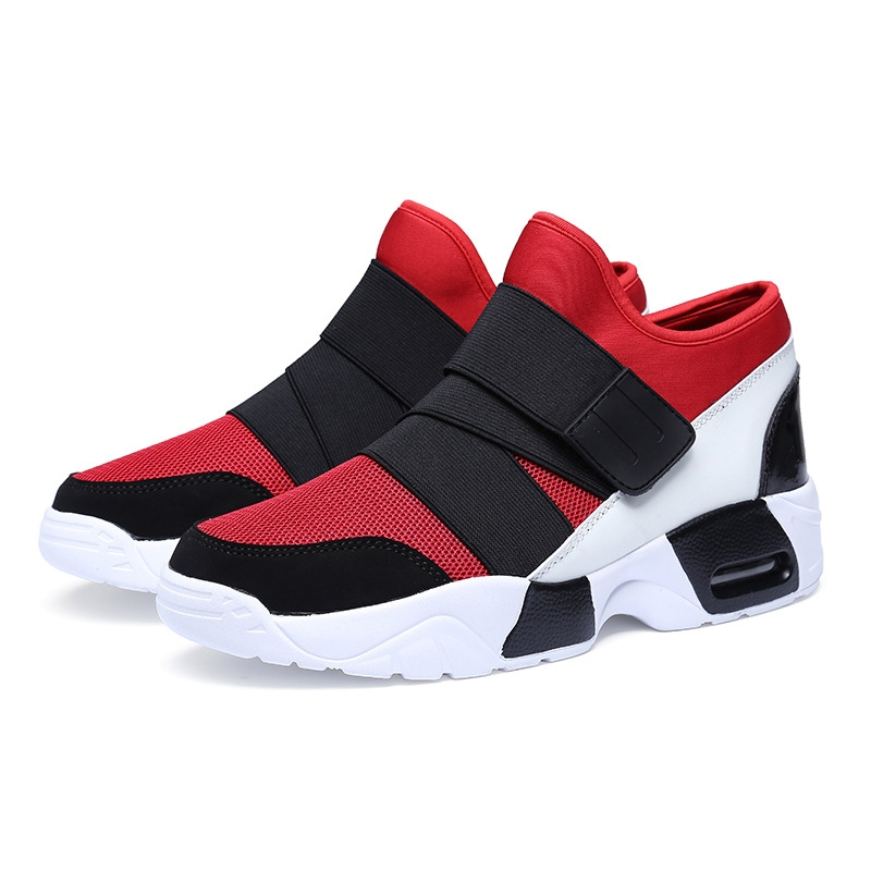 Ericdress Elastic Band Flat Heel Men's Athletic Shoes