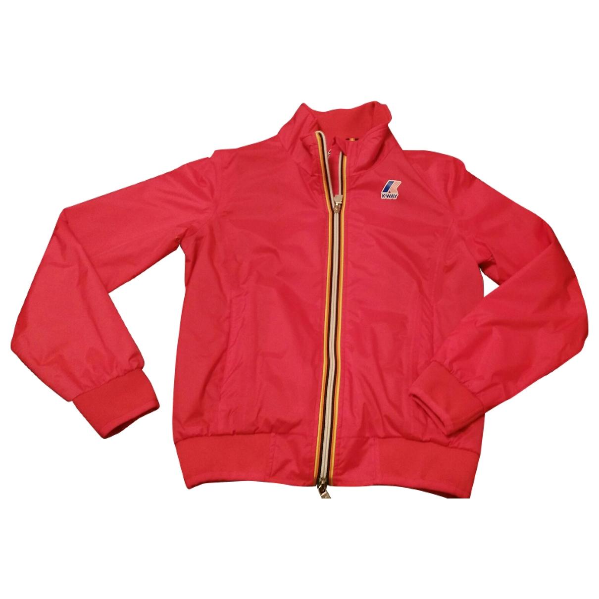 K-way \N Pink jacket for Women 8 US