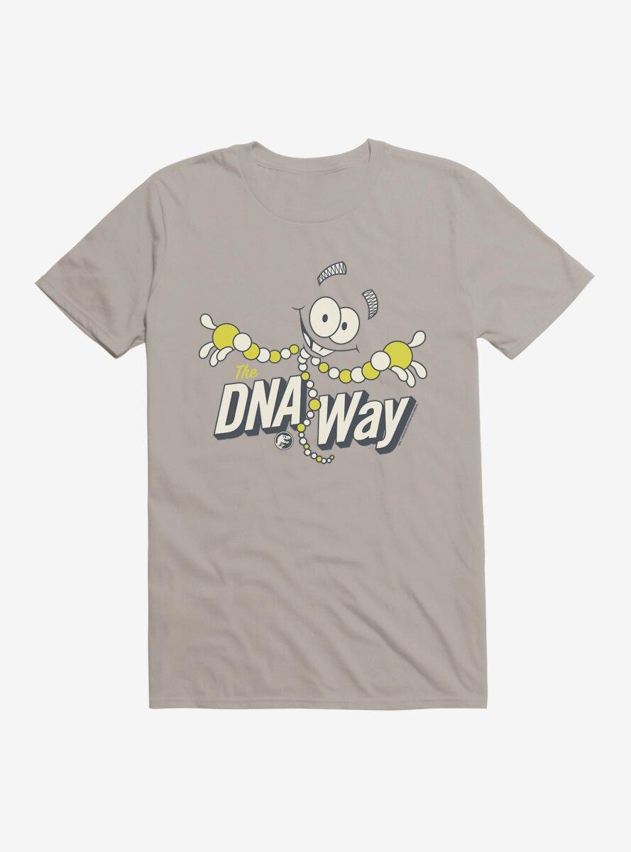 Jurassic World The DNA Way T-Shirt