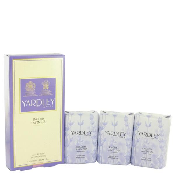 Yardley London - English Lavender : Soap 3 x 100 g