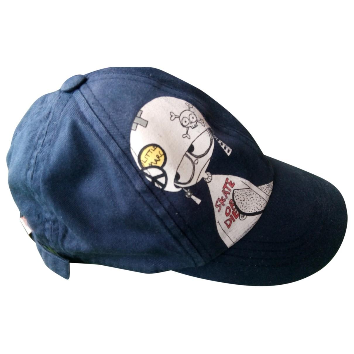 Little Marc Jacobs \N Blue Cotton hat & Gloves for Kids \N