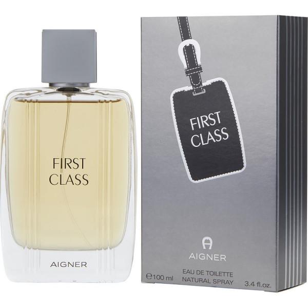 Etienne Aigner - Aigner First Class : Eau de Toilette Spray 3.4 Oz / 100 ml