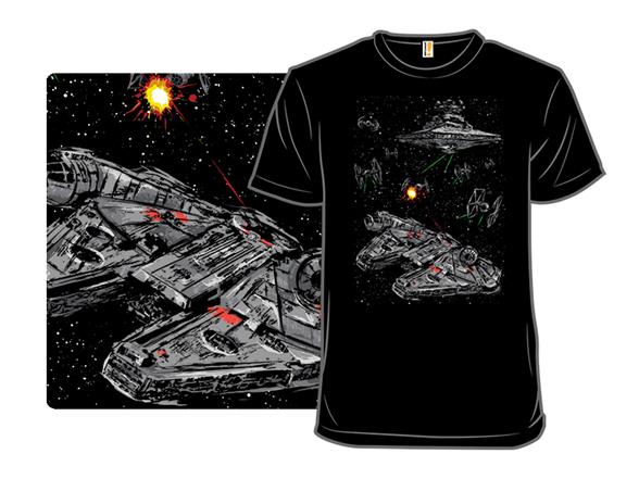 Escape The Empire T Shirt
