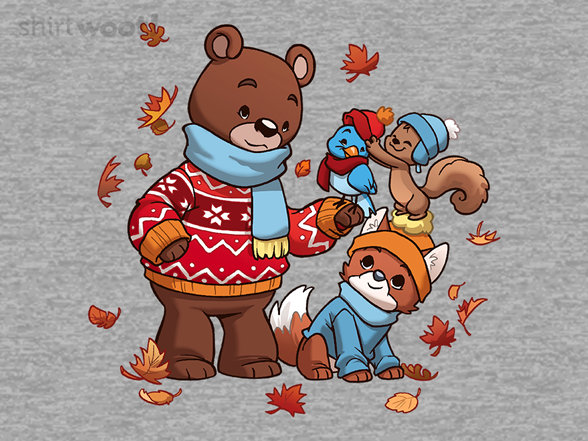 Ready For Wintertime - Remix T Shirt