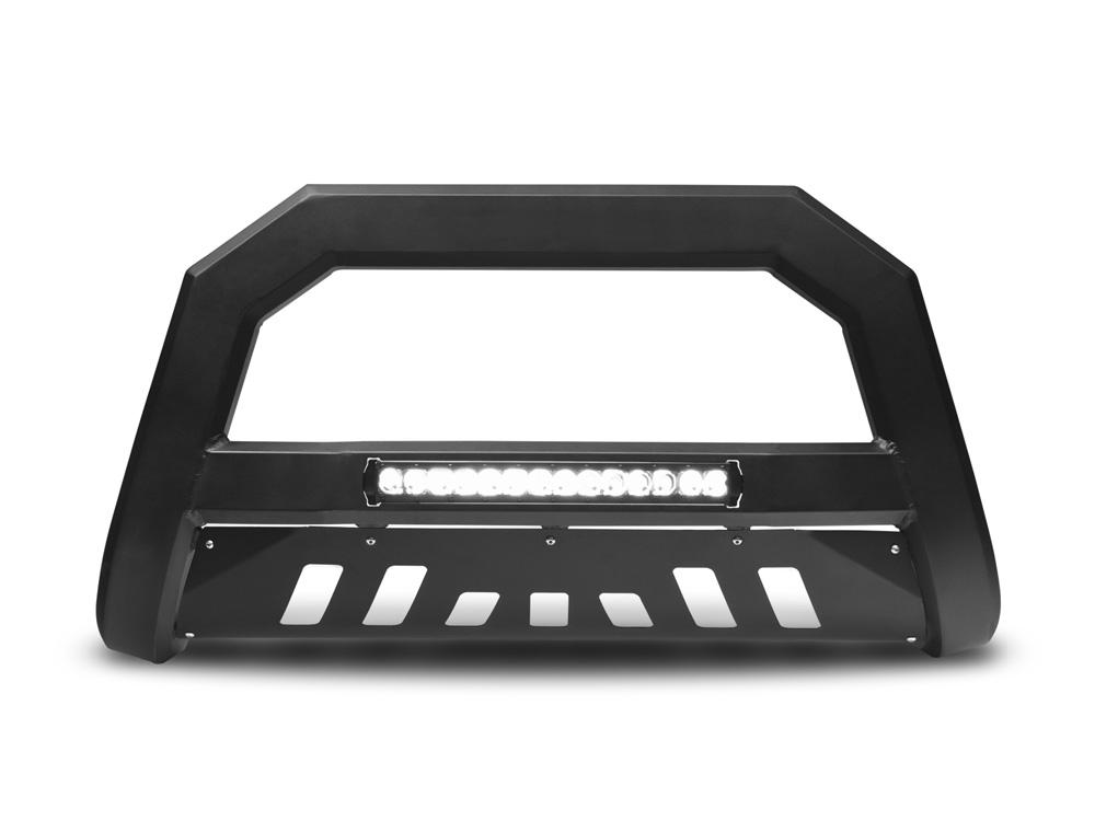 Armordillo 7176799 USA Matte Black AR Series Bull Bar w/ LED Chevrolet Suburban 2007-2018