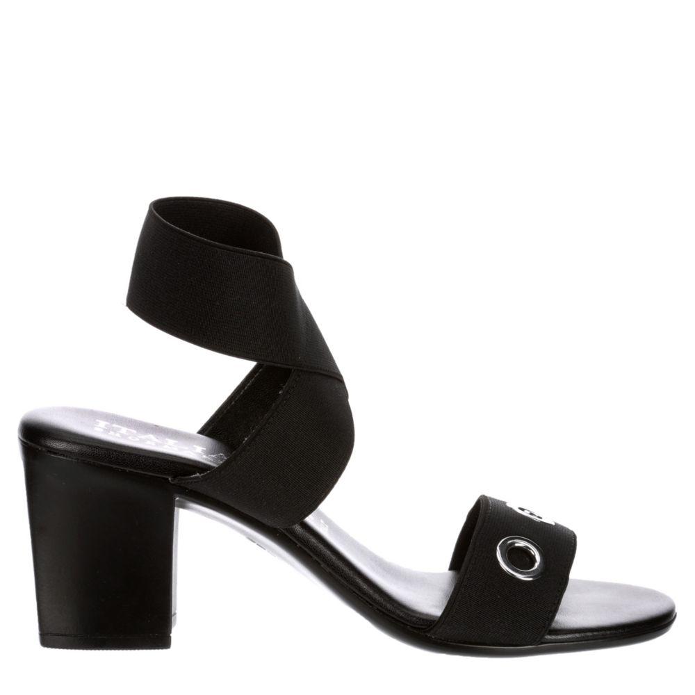Italian Shoesmakers Womens Danita Heeled Sandal Dress Sandals
