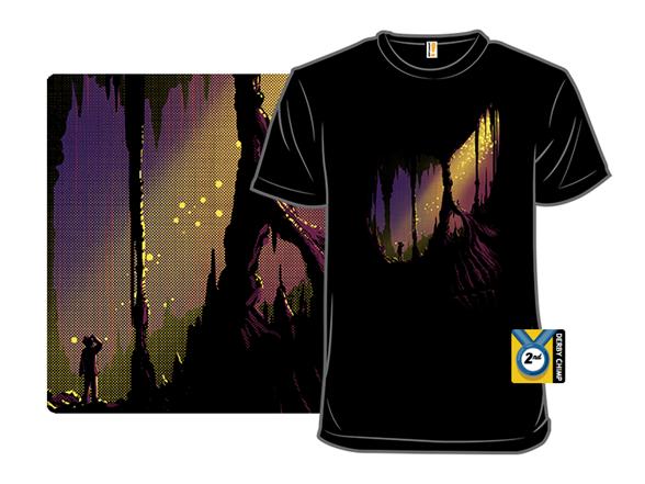 Lost Souls Cavern T Shirt