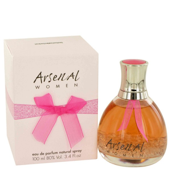 Gilles Cantuel - Arsenal : Eau de Parfum Spray 3.4 Oz / 100 ml