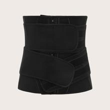 Velcro & Hook Strap Corset Shapewear