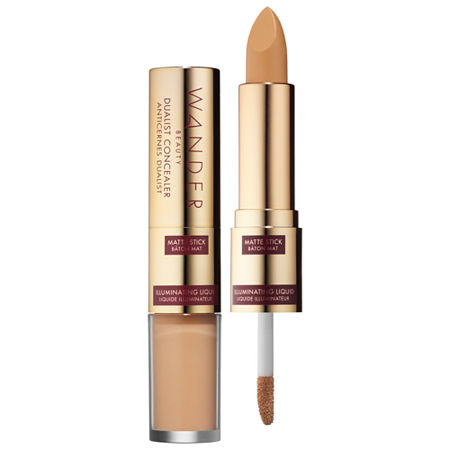 Wander Beauty Dualist Matte And Illuminating Concealer, One Size , Beige